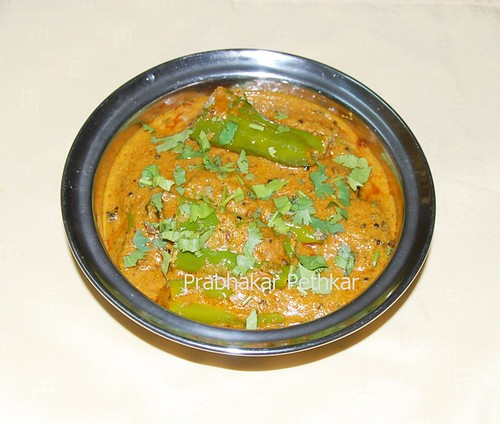 Rajasthani-Mirachi-Bhaji