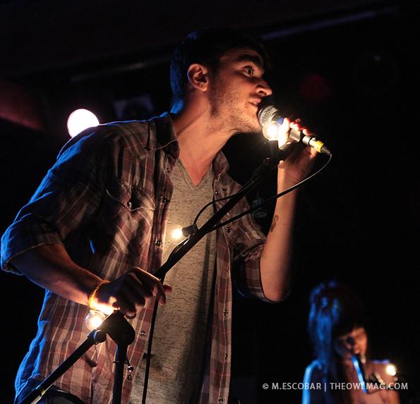 Hunter Hunted @ Showbox, Seattle, WA 8/9/13