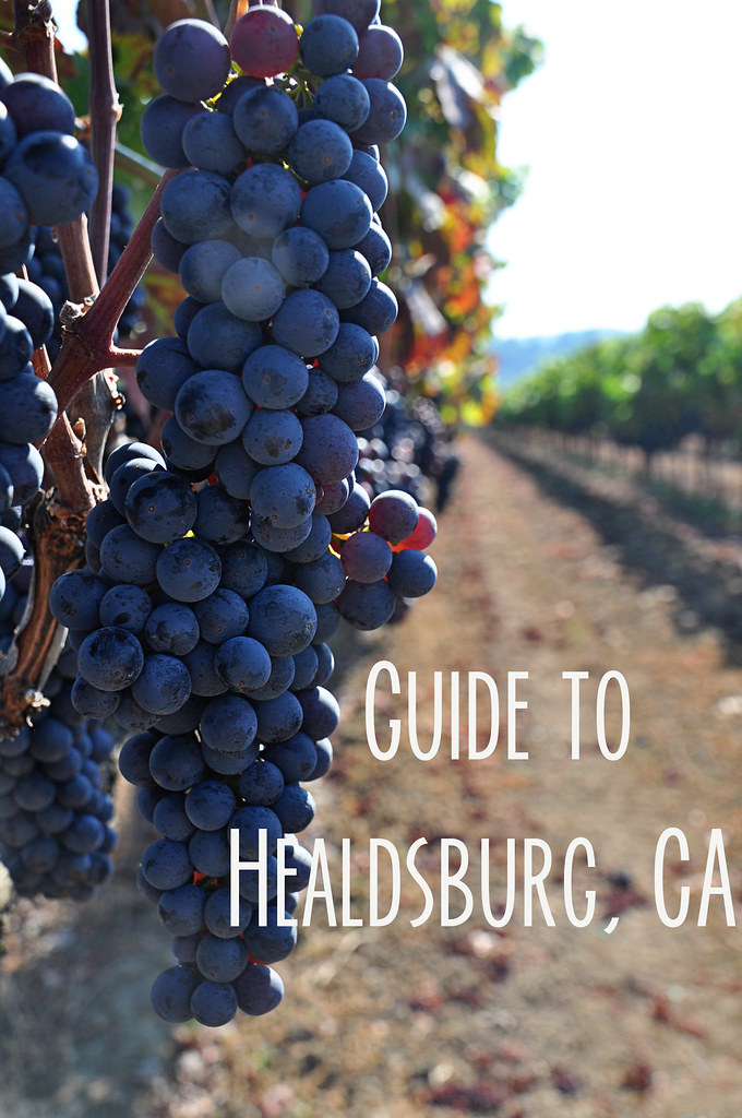 Guide to Healdsburg