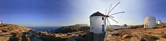 [_ Amorgos Windmills _]