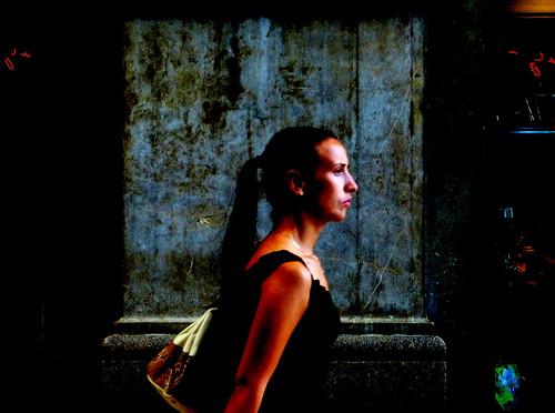 Milano profilo in  galleria by gpaolini50