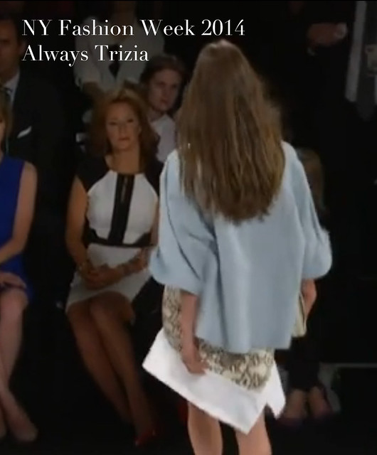 NY Fashion Week 2014 Always Trizia059
