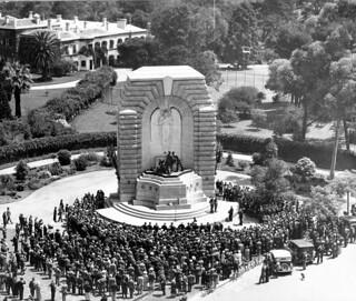 National War Memorial, Adelaide, 1935