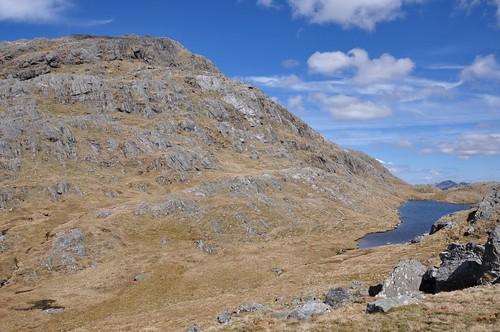 Beinn Resipol and Lochan Bac an Lochain