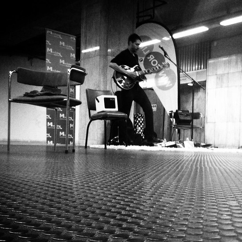 musikometro: bert dockx