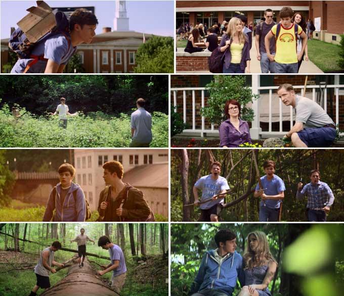 Xem Phim Thiên Đường Của Mùa Hè - The Kings Of Summer