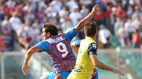 """Chievo Verona-Catania 2-0: commento """"a caldo""""$"""