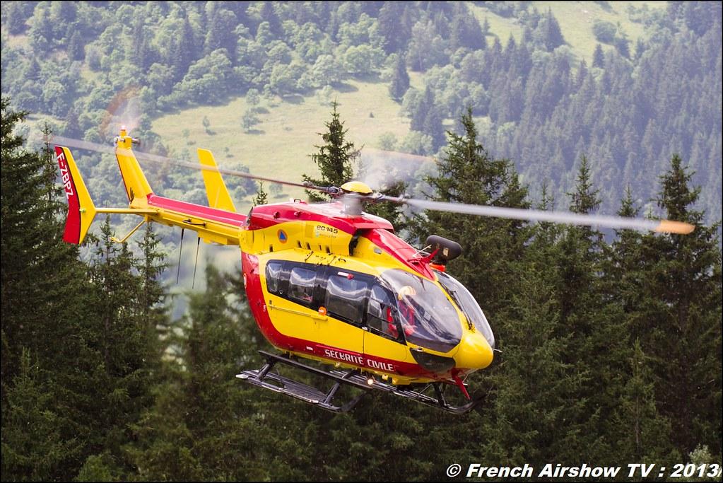 EC-145 Sécurité Civile
