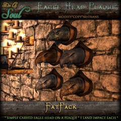 2013 EaglePlaque - FatPack