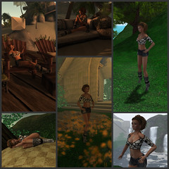 Tree House Sim by dy secondlife