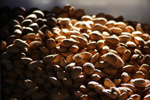 Header of Almonds