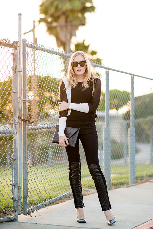 eatsleepwear, outfit, macys, bcbg, joes-jeans
