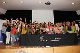 2a Promoció de Graduats Màster Ecologia Emocional (Barcelona)