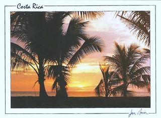 Image of Playa Jacó. costarica playas