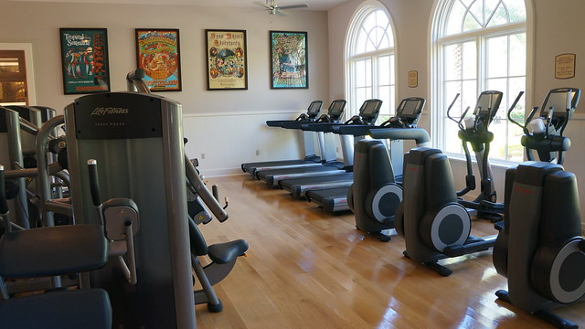Disney Golden Oak Fitness Center