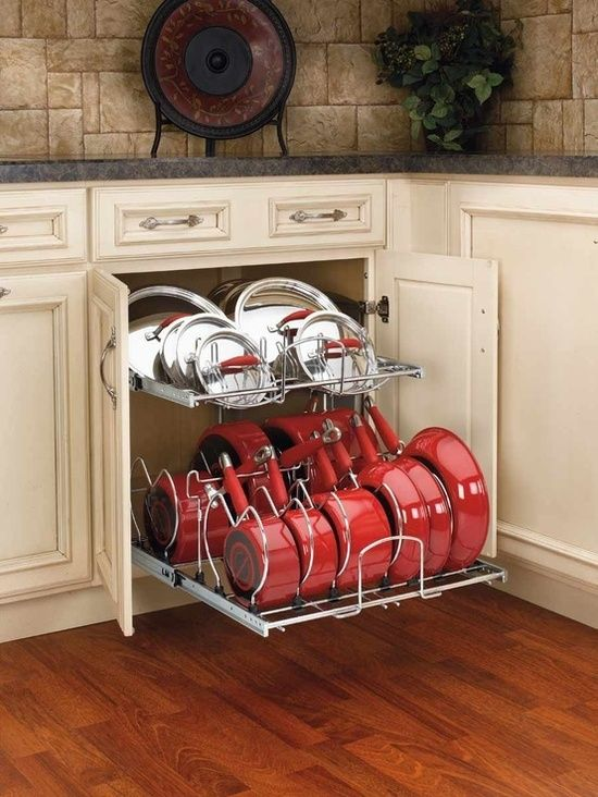 Easy Ways to Maximize Kitchen Cabinet Space