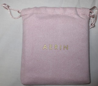 AERIN Fall Color Palette pink pouch