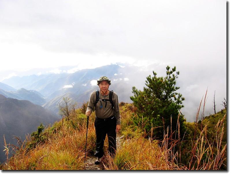 關山嶺山登山步道