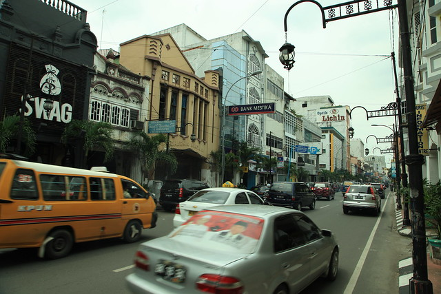 Medan, Sumatra
