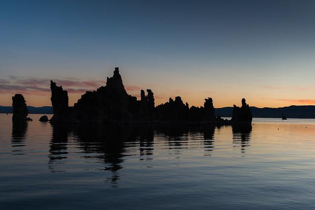 Mono Lake at Sunrise
