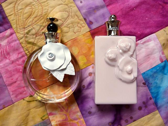 Valentina perfume | #bbloggers review
