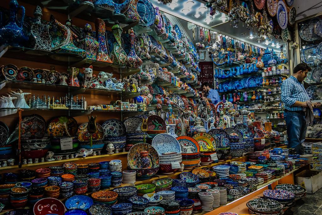 Colors of The Grand Bazaar