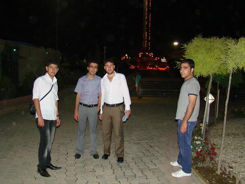 Zhyar Hawrami posted a photo:Ramyar Abdulrahmman, Zhyar Rzgar, Mr. Tawfiq and Shvan Omer