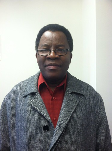 Atoma Batoma: African Studies Librarian