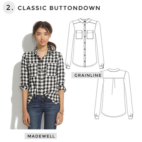 Classic Gingham Buttondown