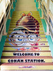 Photo:コナン駅 Conan Station By かがみ~