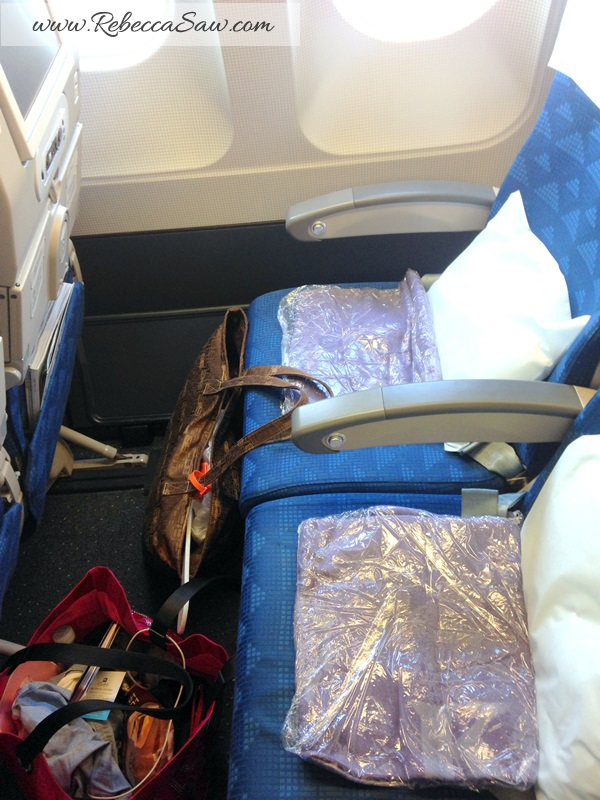 korean air - economy class seats