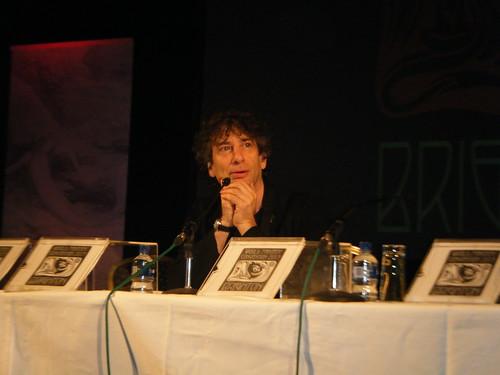 WFC13 - Neil Gaiman