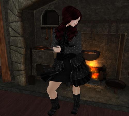 Viktoria the Good Witch