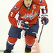 Ovechkin during warmups.