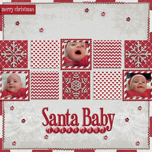 Santa Baby by Lukasmummy