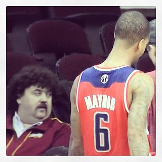 Great news, friends, #MaynorTime got a new official mascot. #Wizards