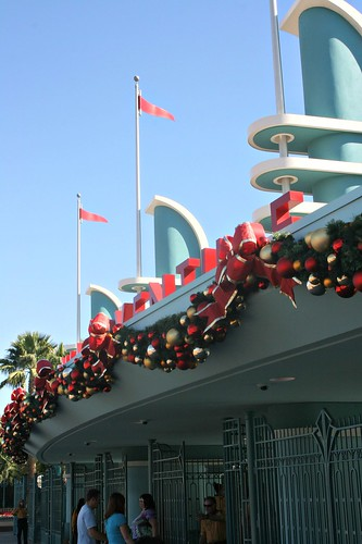 Disney's California Adventure entrance