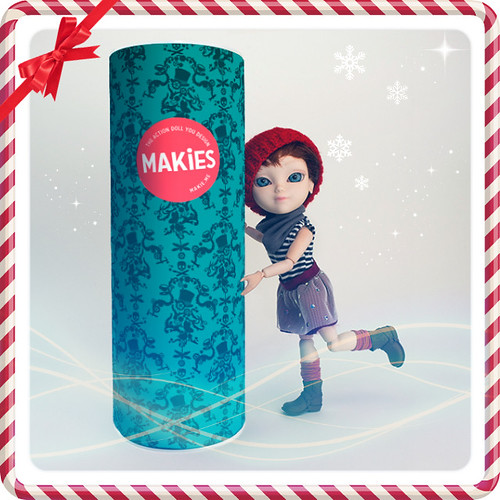 Free giftwrap for Makies this weekend!