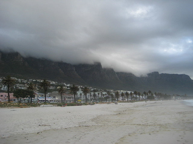 04 Camps Bay beach and Twelve Apostles
