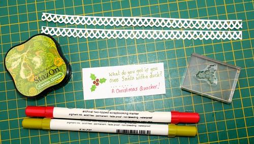 Cracker materials 2