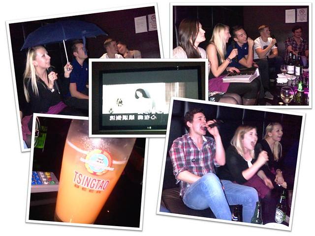karaokeilta