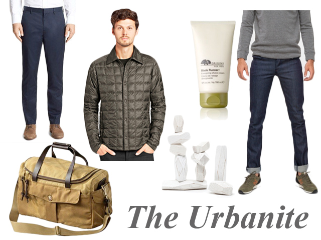 2 the urbanite - what to get him for christmas