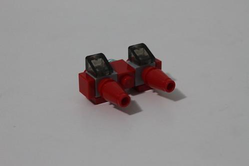 LEGO Star Wars 2013 Advent Calendar (75023) - Day 5 - Cloud Car