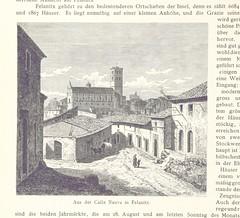 """British Library digitised image from page 190 of """"Die Balearen. Geschildert in Wort und Bild [By Louis Salvator, Archduke of Austria. Abridged edition.]"""""""