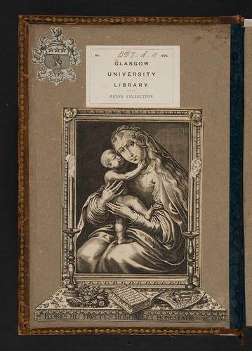 Cut outs in Johannes de Tambaco: Consolatio theologiae