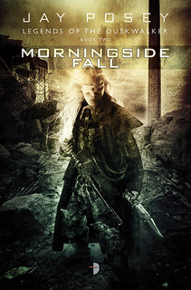 Morningside Fall - book cover