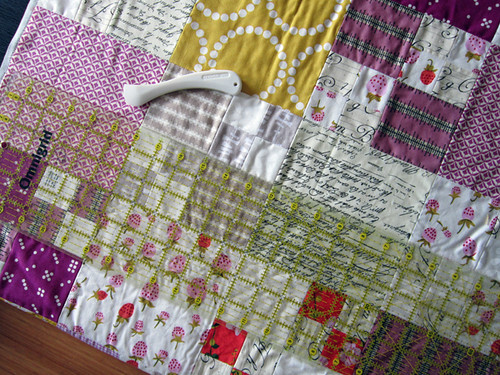 Dogwood quilting tips