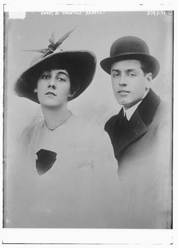 Count & Countess Armfelt (LOC)