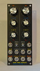 Thonk Music Thing Dual Spring Reverb front
