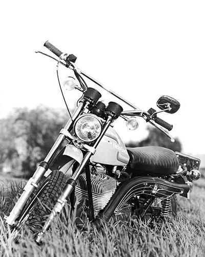 1975 Harley Davidson SX250 by Rickster G